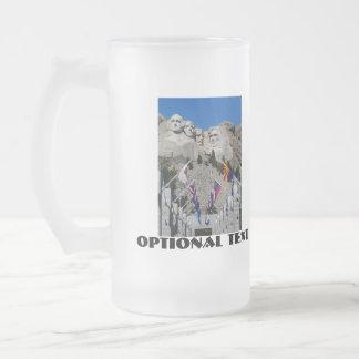 Mount Rushmore National Memorial Souvenir Coffee Mug