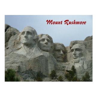 Mount Rushmore Postcards