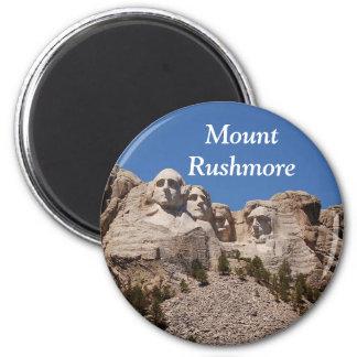 Mount Rushmore - souvenir magnet