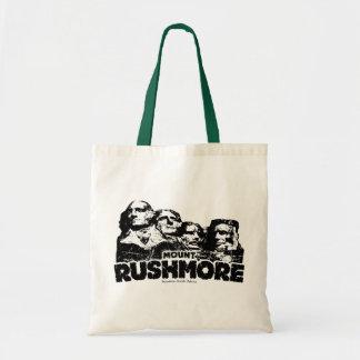 Mount Rushmore Budget Tote Bag