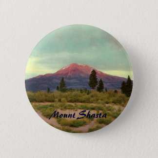 Mount Shasta Button