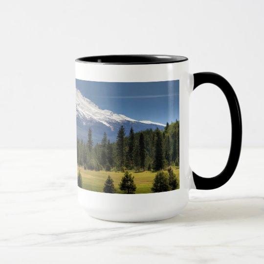 MOUNT SHASTA IN SPRING MUG