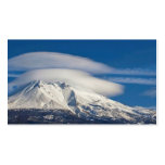 ~ Mount Shasta's Lenticulars ~ Business Card Template