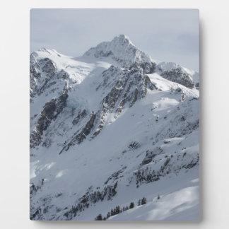 Mount Shuksan 2 Plaque