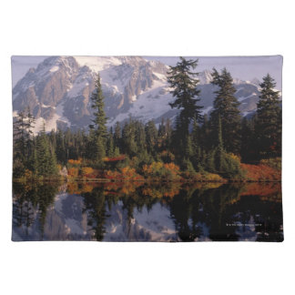 Mount Shuksan Reflection Placemat
