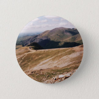 Mount Snowdon 6 Cm Round Badge