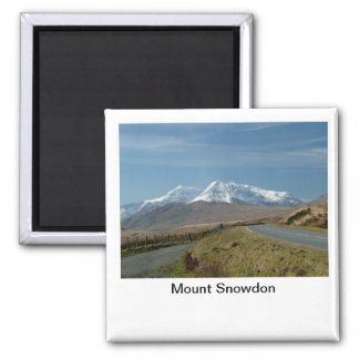 Mount Snowdon Magnet