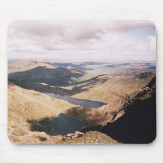 Mount Snowdon Mouse Mat