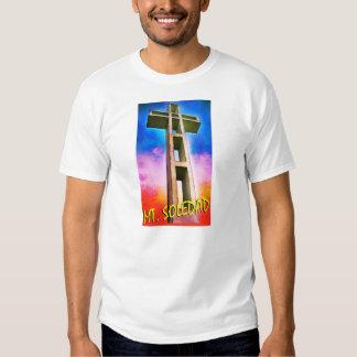 Mount Soledad Cross #1 T-shirt
