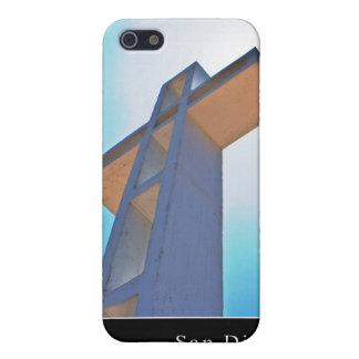 Mount Soledad Cross iPhone 5/5S Cases