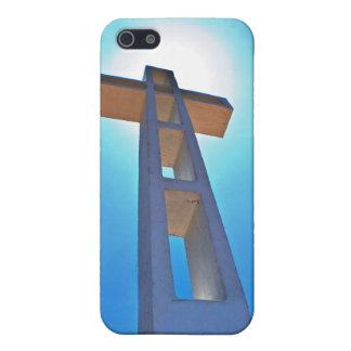 Mount Soledad Cross Case For iPhone 5