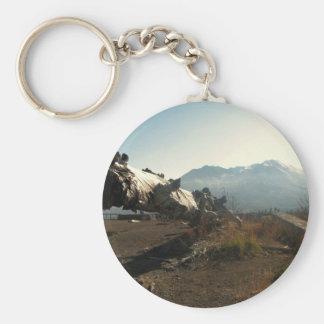 Mount_St_Helens_0801 Key Ring