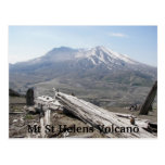 Mount St Helens Volcano Postcards