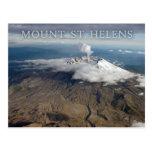 Mount St. Helens, Washington Post Card