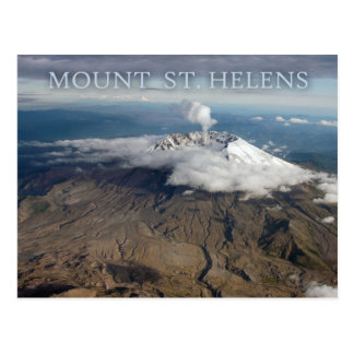 Mount St. Helens, Washington Postcard