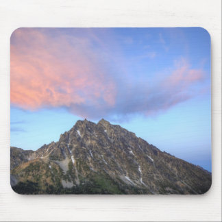 Mount Stuart, at sunset Mouse Mat