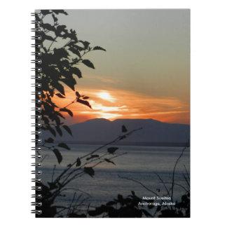 Mount Susitna Alaska Notebook