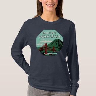 Mount Tamalpais California T-Shirt