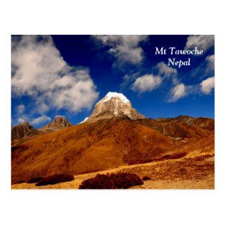 Mount Tawoche Postcard