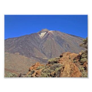 Mount Teide, Tenerife Photograph