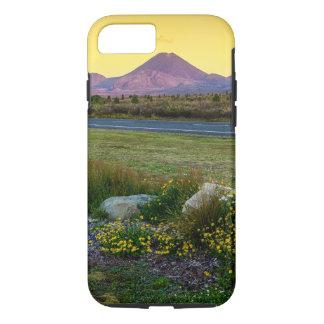 Mount Tongariro, New Zealand iPhone 7 Case