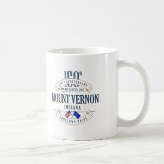 Mount Vernon, Indiana 150th Anniversary Mug