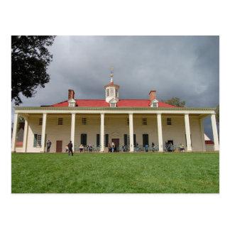 Mount Vernon Postcard