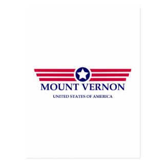 Mount Vernon Pride Postcard