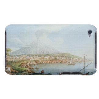 Mount Vesuvius, plate 36 from 'Campi Phlegraei: Ob iPod Case-Mate Cases