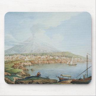 Mount Vesuvius, plate 36 from 'Campi Phlegraei: Ob Mouse Mat