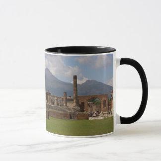 Mount Vesuvius, Pompeii Mug