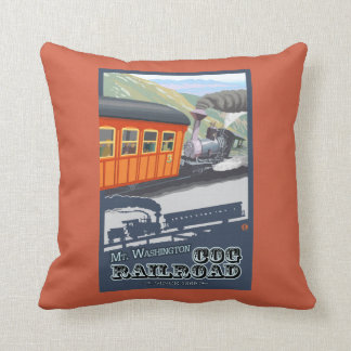 Mount Washington, New HampshireCog Railroad Cushion