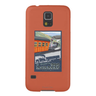 Mount Washington, New HampshireCog Railroad Galaxy S5 Covers