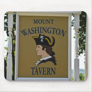 Mount Washington Tavern Mousepads