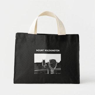 Mount Washington Canvas Bag