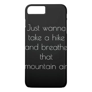 Mountain air iPhone 8 plus/7 plus case
