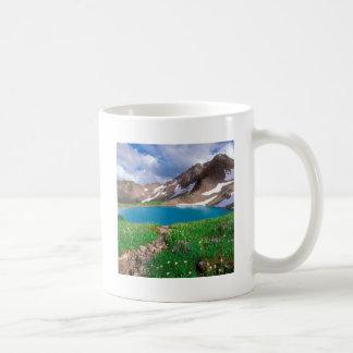 Mountain Alpine Tranquility Olympic Park Coffee Mugs