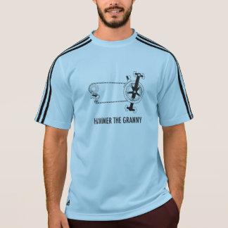 Mountain and Road Biker Granny Gear Shirts