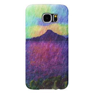 Mountain and sea samsung galaxy s6 cases