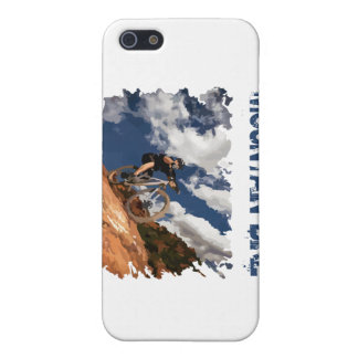 Mountain Bike Cover For iPhone 5/5S