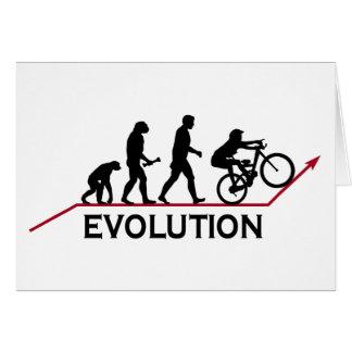 Mountain Bike Evolution Cards