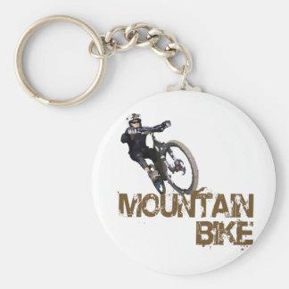 Mountain Bike Key Ring