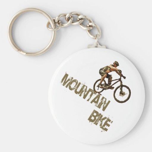 Mountain Bike Keychains