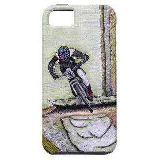 Mountain bike Llandegla mtb bmx iPhone 5 Covers