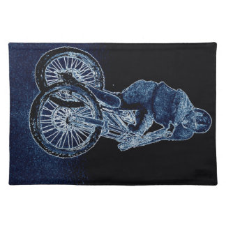 Mountain bike Llandegla mtb bmx Placemat