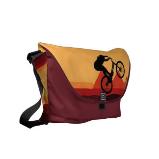 Mountain Bike Messenger Bag