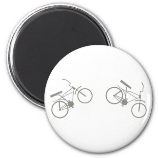 Mountain bike mountain bike fridge magnets
