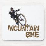 Mountain Bike Mouse Pad