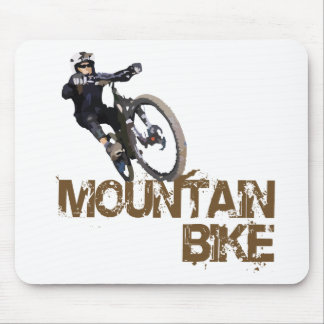 Mountain Bike Mouse Pad
