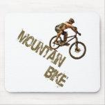Mountain Bike Mousepad
